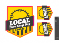 Local Bike Shop Day Sticker Pack